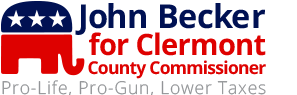 John Becker for Clermont County Commissioner